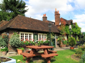 An English Country Pub