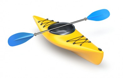 KAYAK is an example of a palindrome.