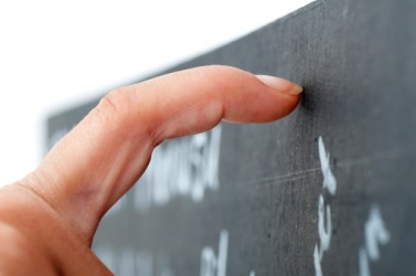I get peeved every time I hear the sound of fingernails on a chalkboard.