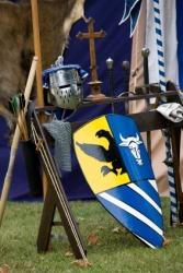 A medieval blazon.