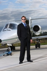 Adam considers the use of the corporate jet the most desirable perquisite of being on the board of directors.