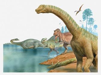 Cretaceous era dinosaurs