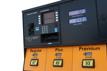 Premium gasoline is the best quality and most expensive.
