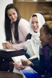 After her marriage, Marissa became a proselyte having converted from Christianity to the Muslim religion.