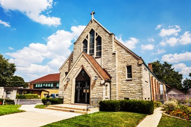 Mount Greenwood Lutheran Church in Chicago, Illinois is a Protestant church.