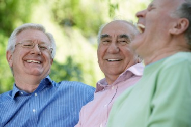 Jerry was glad that he chose to reach out to his old friends because they had a great time together.
