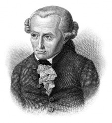 German philosopher Immaneul Kant was a realist.