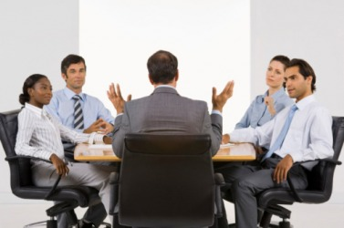The manager would often recapitulate all of the details at the close of his team's monthly meeting.