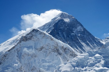 Even experienced climbers are reluctant to attempt the redoubtable climb of Mt. Everest.