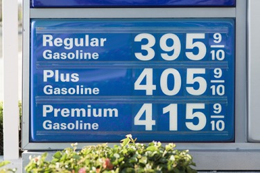 The reduction in gas prices is a welcomed relief for people who have long commutes to work.