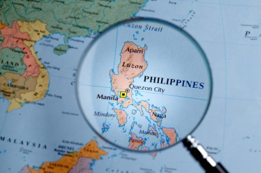 The Philippines is in the region of Southeast Asia.