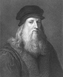 Leonardo da Vinci was considered a Renaissance man because he was a prolific inventor, painter, sculptor, and architect.