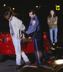 When David got pulled over by the police, he knew the repercussions for drinking and driving with a suspended license would be severe.