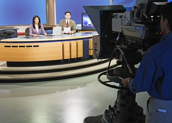 The local news team's reportage of the story was revealing and in-depth.