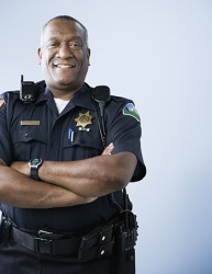 Officer Winfield's reputable reputation as an upstanding police officer has earned him many accolades.