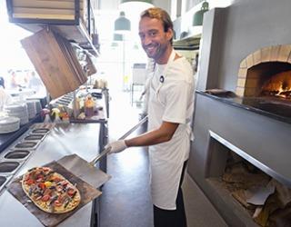 Antonio's pizzeria has quite a few five star reviews online.
