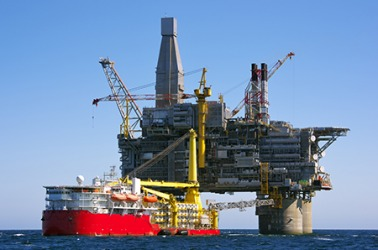 Offshore oil rigs are called