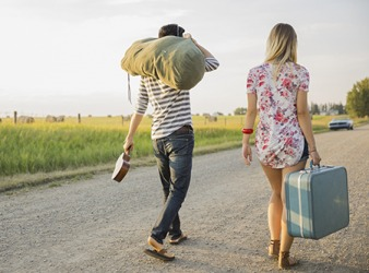 Joel and Madison are free spirits who roam the back roads of rural America with nothing but the basic necessities.