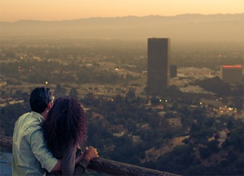 The location wasn't fancy, but Mia thought it was the most romantic date because the setting was picturesque.