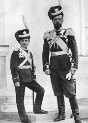Nicholas II was the last czar to rule Russia and was executed in 1918 by the Bolsheviks during the Russian Revolution.