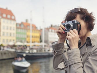 Cyndi took a sabbatical from her demanding job and travelled through Europe while documenting her trip through photography.