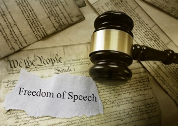Freedom of speech is one of the sacrosanct rights of people in the United States of America.