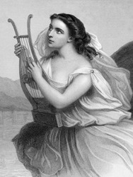 Sappho was a Greek poet during the 7th Century B.C.