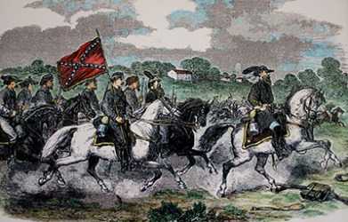 Slavery and states' rights were the two major reasons for the Confederacy wanting to secede from the Union.