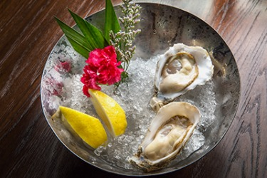 Eating raw oysters is thought to boost one's sensuality.