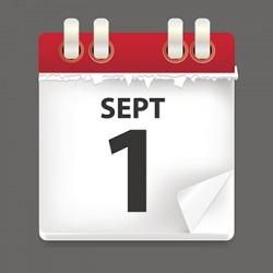 Sept. 1