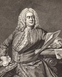 George Frideric Handel composed the serenate 'Ode for the Queen's Birthday' in 1713.