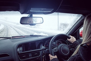 The severe snowstorm made driving conditions dangerous.