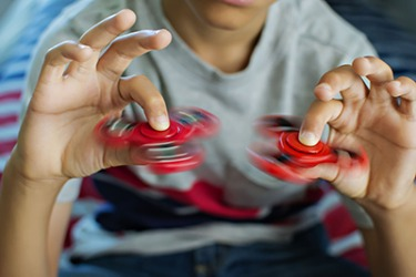Fidget Spinners became popular very quickly but they might be a short lived fad.