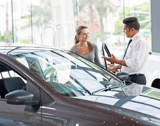 Car salespeople are sometimes thought of as sleazy individuals, but that is an unfair stereotype for most of them.