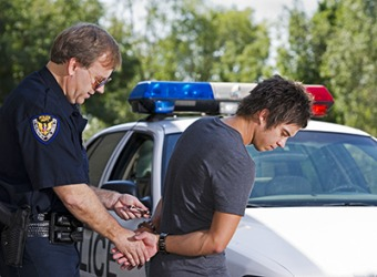The police arrest an innocent man due to a snafu in procedure by improperly following up with an anonymous tip.