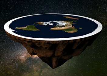 It is preposterous to believe that Earth is flat.