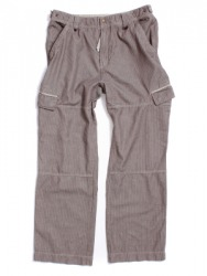 A pair of cargo pants.