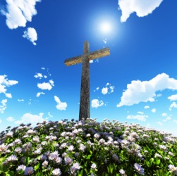 The cross is a symbol of Christianity.
