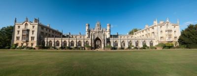 St. John's college in Cambridge.