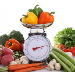 Vegetables are part of a healthy diet.