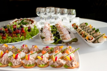 Appetizer dictionary definition appetizer defined for Plural of canape