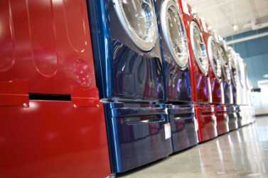 Washers and dryers are examples of durable goods.