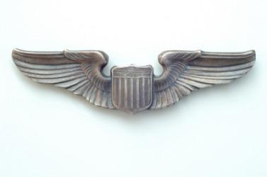 An emblem of the U.S. Air Force.