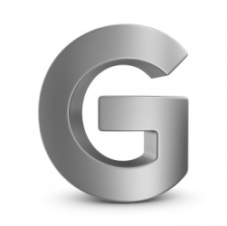 The letter G.