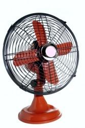 An electric fan.