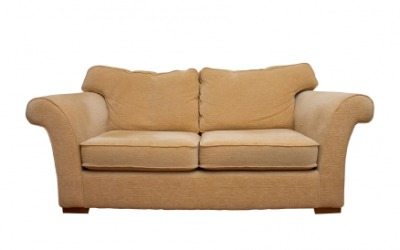 This sofa is a piece of furniture.