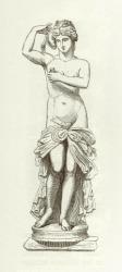 The Greek goddess Aphrodite.