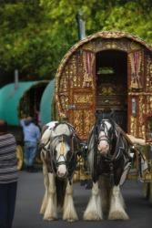 A Gypsy caravan.