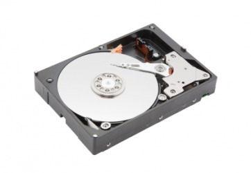 A computer hard drive.