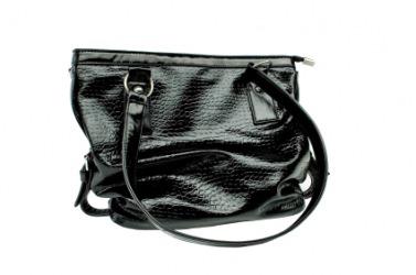 A black bag.